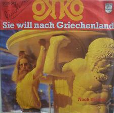 """7"""" 1980 culte! OKKO: les voyages en Grèce/vg + \"""