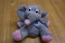 "Planet Hollywood 1997 Popcorn Elephant 5"" Stuffed Animal New"