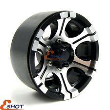 4pcs RC 1/10 Alloy Aluminium 1.9'' Rims Wheels For Rock Crawler RC4WD Axial Tire