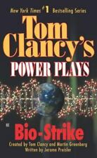 Bio-Strike (Tom Clancy's Power Plays, Book 4), Jerome Preisler, 0425177351, Book