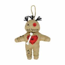 Halloween Hexe Doktor Voodoo Puppe Party Zubehör