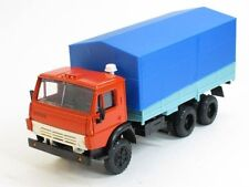 KAMAZ 5320 with awning USSR Russian Cargo truck 1:43 scale. RARE!!! SALE!!!