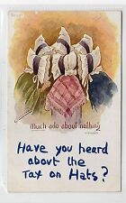 """""""MUCH ADO ABOUT NOTHING"""": Shakespeare Comic postcard by Cynicus (C25922)"""
