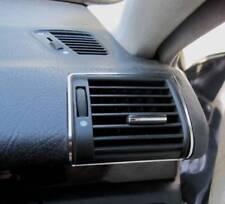 D Audi A8 D2 Chrom Rahmen für Lüftungsschacht außen oben - Edelstahl poliert