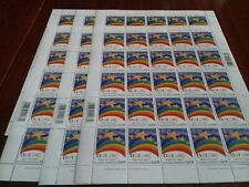 GREECE    2007   TREATIES  OF ROMA      SHEETLET  X  6     MNH