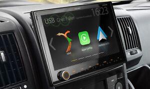 Motorhome GPS USB DAB+ Apple Carplay Android Car Citroen Jumper 2 250