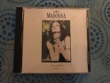 Madonna ‎– Like A Prayer CD SINGLE - U.S. PROMO - ULTRA RARE