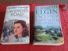 ELIZABETH ELGIN & HELEN CAREY - 2 BOOKS
