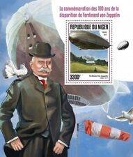 Niger 2017 Ferdinand von Zeppelin s/s-S170134