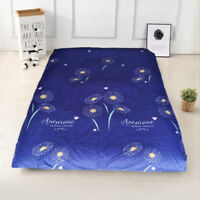 5 Size Choose Tatami Mattress Cover Bedspread Floor Pad Mat Coverlet