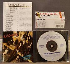 Cinderella Heartbreak Station CD Japan PHCR-4106