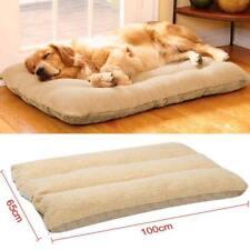 Cama Lavable de Mascota Perro Suave Cojín Sofa de Perrito Gato 100 x 65cm