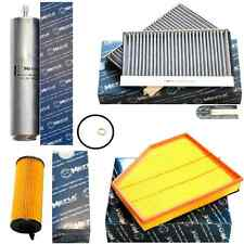 BMW 5er E60 E61 520d 520 d 177PS - FILTER SET INSPEKTIONS KIT FILTER PAKET MEYLE