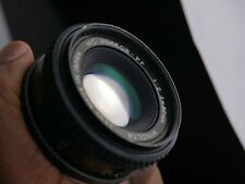 Minolta MC Rokkor-X PF 50mm f2 Manual Focus Prime Lens