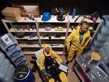 "three 1/6 IVAR IKEA 12""for Breaking Bad only the shelves rack miniature"