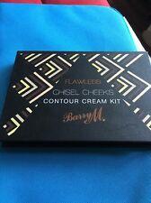 Barry M Chisel Cheeks Contour Cream Kit NEW £4