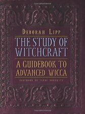 Study of Witchcraft : A Guidebook to Advanced Wicca Book ~ Wiccan Pagan Library