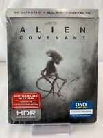 Alien Covenant 4k Ultra Hd & Blu-Ray steelbook Sold Out and Ready to Ship!!!