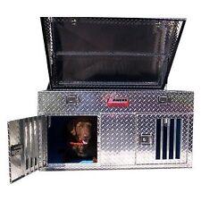 Owens 55006 Hunter Series Dog Box w Top Storage