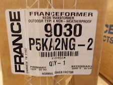 FRANCEFORMER 9030 P5KA2 NG-2 Neon Transformer NIB. electric Sign Repair PARTS