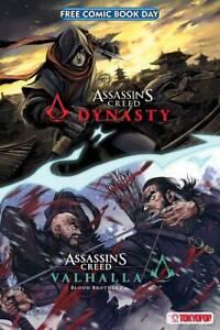 FCBD 2021 Assassins Creed Valhalla & Destiny no stamp/stickers NM PRESALE 8/14