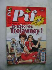 Pif Gadget n° 20 - mars 2006 sans le gadget