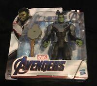 """Hasbro Marvel Avengers 4 Endgame 6"""" inch Hulk Action Figure"""