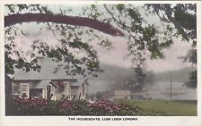 The Houseboats On Loch Lomond, LUSS, Dunbartonshire RP