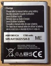 LOT OF 50 OEM SAMSUNG AB813851CA BATTERIES FOR SAMSUNG BLACKJACK II i617