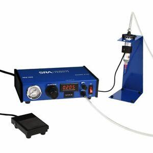 Digital Precision Fluid Dispenser SRA #205 with 10cc  Syringe