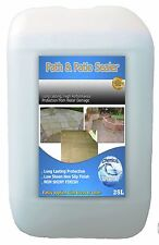 25L Path & Patio Seal and Sealer Paving Sealant - 25 Litre