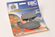 EBC FA192 Organic Brake Pads - Kawasaki Ninja 650R ZX6R ZX10R KLE650 Versys ++