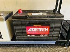 Amptech D87L 120ah Deep Cycle Battery !!! ON SALE !!! @ CarRite Granville