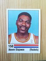 Panini Basket NBA 89 new sticker #150 Akeem Olajuwon - Houston Rockets