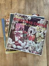 Lot of Christmas Vinyl Records