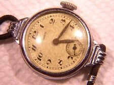 Vintage Gotham (NY/NY) RFGO 7J, Reconvilier Reconvelier 120 Watch Keeping Time