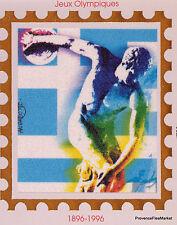 Yt3016 JEUX OLYMPIQUES    FRANCE  FDC Enveloppe Lettre Premier jour