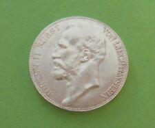 "Liechtenstein 1915, 5 Kronen Silbermünze ""Johann II."" Mi.Nr.4 Erh. VZ+"
