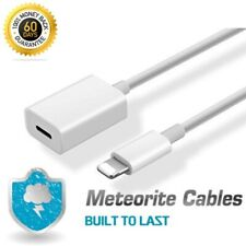8 Pin Extender Cable 3.3FT Connector Adapter Cord for iPhone 5/6/7/8/X