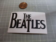 THE BEATLES B/W ROCK MUSIC SKATEBOARD DECAL STICKER NEW ACTUAL PATTERN