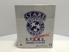 RARE PS3 BIOHAZARD 15th Anniversary Box Japan Resident Evil e-capcom Limited F/S