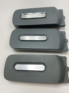 Lot of 3 Microsoft Xbox 360 20GB HDD Hard Drives Original OEM