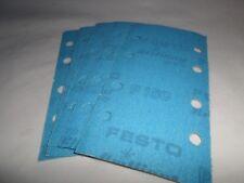 Festool brilliant STF Stickfix 93 X 178mm Abrasive Sheet P150 x 10 sheets