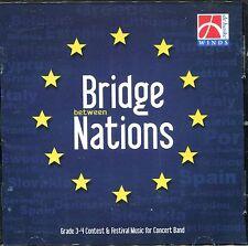 BRIDGE BETWEEN NATIONS - CD - GRADE 3/4 CONTEST & FESTIVAL MUSIC - 2004