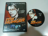 THE HUNGER DAVID BOWIE RIDLEY SCOTT TEMPORADA 2 - EPISODIOS 1-3 DVD ESP ENGLISH
