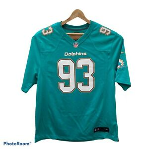Miami Dolphins Ndamukong Suh Nike Jersey Size XL NWT MSRP $100
