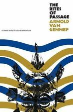 The Rites of Passage by Arnold van Gennep, Monika B. Vizedon, Gabrielle L. Caff