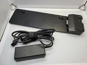 NEW OEM HP UltraSlim Docking Station 2013 B9C86AV#ABA For Elitebook Laptops