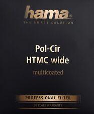 "HAMA Polarisations-Filter ""Professional"" circular, HTMC-vergütet, Wide 82mm Neu"
