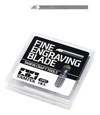Tamiya Modeling Fine Engraving Blade 0.1mm #74135